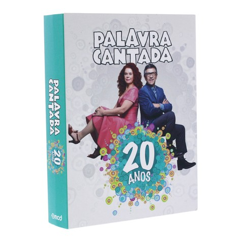 DVD Box 20 anos - Miniatura