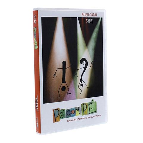 DVD-Pé-com-Pé - Miniatura