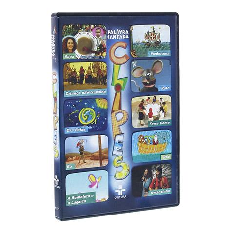 DVD-Palavra-Cantada-Clipes - Miniatura