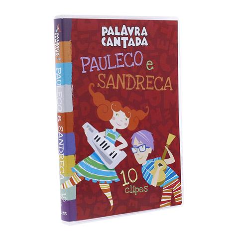 DVD-Pauleco-e-Sandreca - Miniatura