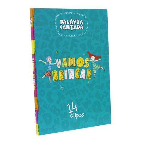 DVD Vamos Brincar - Miniatura